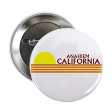 "Cute Anaheim california 2.25"" Button (10 pack)"