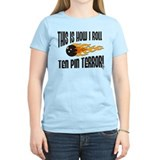 This is How I Roll Bowling T-Shirt