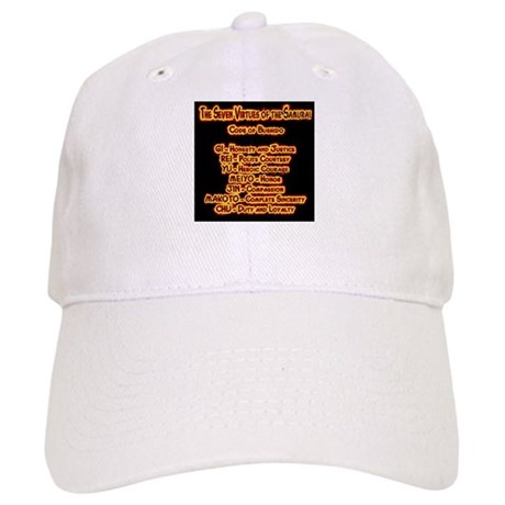 Code of Bushido Cap