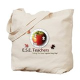ESE Teachers (Autism) Tote Bag