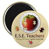 "ESE Teachers (Autism) 2.25"" Magnet (10 pack)"