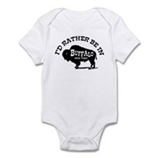 Buffalo New York Infant Bodysuit