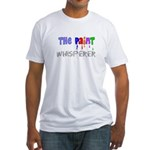 The Whisperer Occupations Fitted T-Shirt