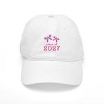 Class of 2027 Girls Graduation Cap