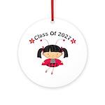 2027 Class Ornament (Round)