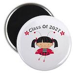 2027 Class Magnet