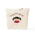 2027 Class Tote Bag