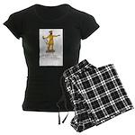 Index of American Design Women's Dark Pajamas