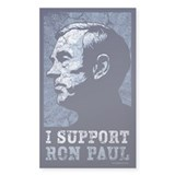 Ron Paul Rectangle Decal