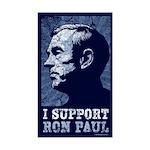 Ron Paul Rectangle Sticker