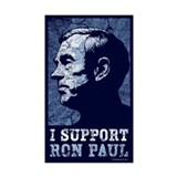 Ron Paul Rectangle Sticker 10 pk)