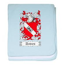 Davies baby blanket