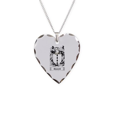 Daniell Necklace Heart Charm