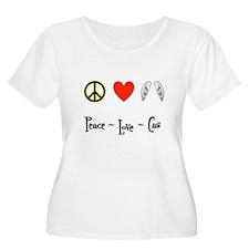 Peace - Love - Cas T-Shirt