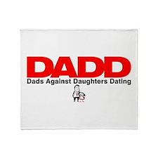 DADD Throw Blanket