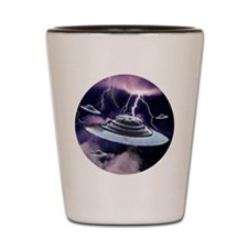 U.F.O. Storm Shot Glass
