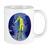 Alien Abduction Mug