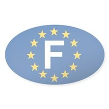 France EU Decal