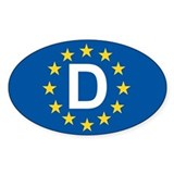 Germany EU Decal