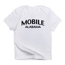 Mobile Alabama Infant T-Shirt