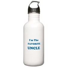 Favorite Uncle Water Bottle