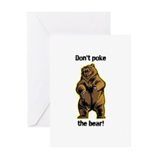 Cute Uh oh Greeting Card
