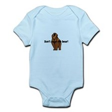 Funny Uh oh baby Infant Bodysuit
