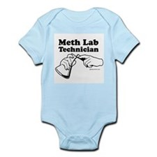 Meth Lab Technician -  Infant Creeper