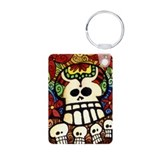 Big Skullie and His Friends Keychains