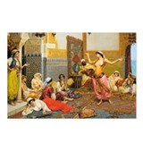 The Harem Dance Postcards (Package of 8)