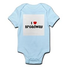 I * Broadway Infant Creeper