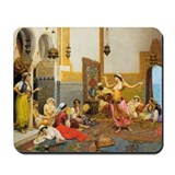 The Harem Dance Mouse Pad