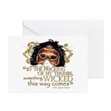 Macbeth Quote Greeting Cards (Pk of 10)