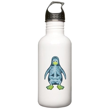 X-Ray Penguin Stainless Water Bottle 1.0L