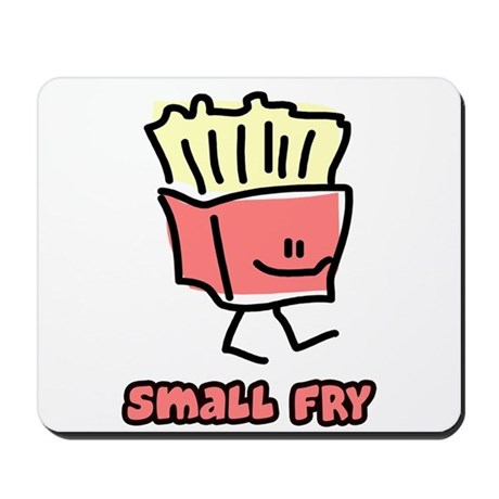 Small Fry Mousepad