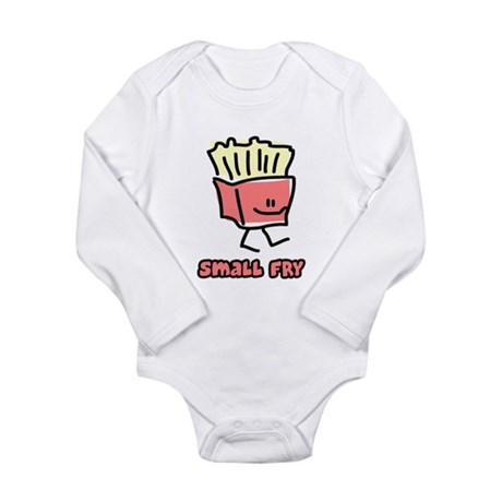 Small Fry Long Sleeve Infant Bodysuit
