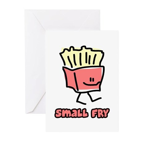 Small Fry Greeting Cards (Pk of 10)