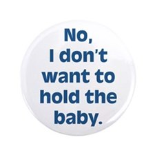 "Anti Baby 3.5"" Button (100 pack)"