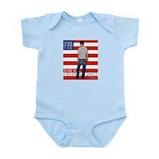 Obama for president 2012 Infant Bodysuit
