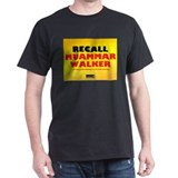 His T-Shirt - Recall Muammar Walker