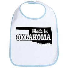 Made In Oklahoma Bib