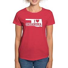 I Love Oklahoma Tee