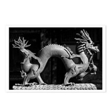 Mythical Kylin Postcards (Pack of 8)