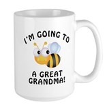 Going To Bee A Great Grandma Mug