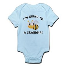 Going To Bee A Grandma Infant Bodysuit