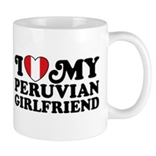 Peruvian Girlfriend Mug