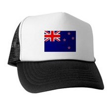 Flag of New Zealand 1 Hat
