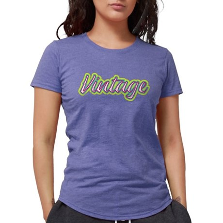 Reindeer Westie Women's Fitted T-Shirt (dark)