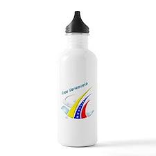 Venezuela Free Water Bottle