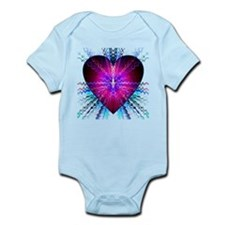 Electric Heart Infant Bodysuit